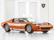 'The Italian Job' Miura discovered and restored after 50 years of anonymity