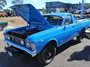 1972 Ford XY Falcon 4x4 - Reader Ride