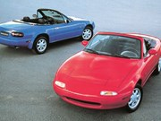 Mazda MX-5 1989-2008 - 2019 Market Review