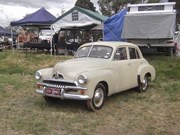 Holden FJ Standard Sedan – Today's Tempter