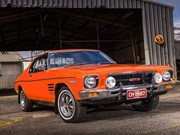 Ex-cover car for sale: 1973 Holden Monaro HQ GTS350