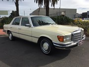 1979 Mercedes-Benz 280SE – Today's Tempter