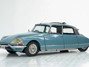 Citroen Pallas + 1959 Impala + Falcon XK panel van - Auction Action 427