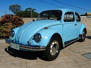1971 Volkswagen Beetle – Today's Tempter