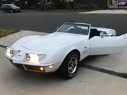 1969 Chevrolet Corvette Stingray C3 – Today's Tempter