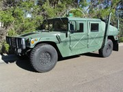 1999 Hummer Humvee H1 – Today's Tempter