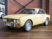 1973 Alfa Romeo GTV 2000 – Today's Tempter