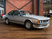 1983 BMW 635CSI – Today's Tempter