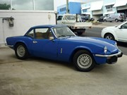 1977 Triumph Spitfire 1500 – Today's Tempter