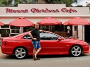 Holden Monaro CV8 - Our Shed