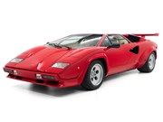 Mario Andretti's Lamborghini Countach for sale