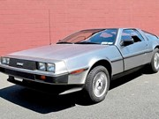 DeLorean DMC-12 + Ford F1 + Datsun 240Z + Alfa Romeo GTV - Auction Action 429