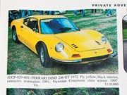 Ferrari Dino + Lister XJS + MGA + Bartons Gambler - Ones That Got Away 429