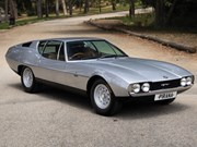 One-off 1967 Jaguar Pirana concept by Bertone for auction
