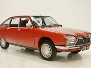 1973 Citroen GS 1220 reunion