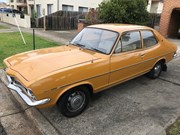 1971 Holden Torana LC Coupe – Today's Tempter
