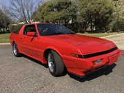 Mitsubishi Starion turbo - today's tempter