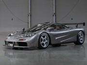McLaren F1 LM breaks record with Au$29m sale at Monterey