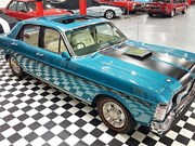 Ford Falcon XY GT tribute - Toybox