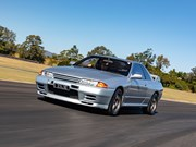 Nissan Skyline R32 GT-R – Reader Ride