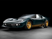 One-of-one Lamborghini Miura 'Millechiodi' for sale