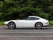 1969 Toyota 2000GT Prototype sells for AU$1.1 million in Japan