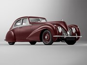 Lost 1939 Bentley Corniche recreated after 80 years for centenary celebrations