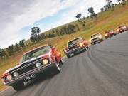Ford Falcon V8 legends 1968-2010