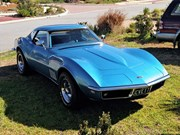 1968 Chevrolet Corvette C3 – Today's Tempter