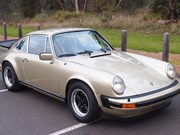 Porsche 911 Carrera 3.0 - today's tempter