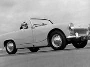 Austin-Healey 1953-1968: Market Review 2019