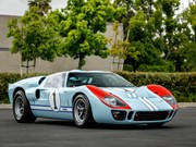 Le Mans Ford GT40s on the market