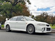 1999 Mitsubishi Lancer Evolution VI – Today's Tempter