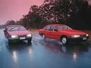 Holden VN Commodore v Ford EA Falcon: Classic Review