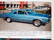 Pontiac GTO + Ford F100 + Mercedes-Benz 450SEL - Ones That Got Away 434