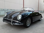 Half-million mile 1958 Porsche 356A Speedster for sale