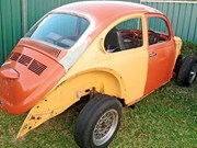 VW Beetle project - Our Shed