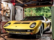 Lamborghini Miura + Arrows A21 + XC Falcon 'Redback' - Auction Action 434
