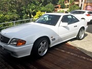1993 Mercedes-Benz SL500 R129 – Today's Tempter
