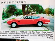 Fiat Dino coupe + Austin-Healey 3000 + Ford Torino + Rover Mini - Ones That Got Away 435