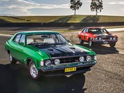 Living Legends: Two Ford XA Falcon Phase IV