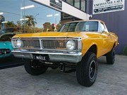 1971 Ford Falcon XY 4x4 – Today's Tempter