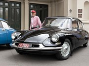1962 Citroen ID19 - Reader Ride