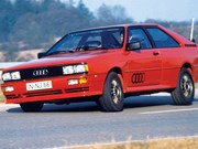 40 Years of Audi Quattro