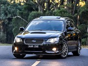 2007 Subaru Liberty GT - Reader Ride