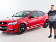 2017 Holden Commodore VFII Motorsport Edition - Reader Ride
