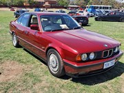 1990 BMW E34 M5 – Today's Tempter