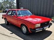 1977 Ford Cortina TE – Today's Tempter
