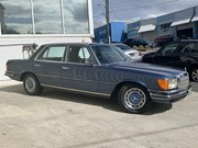 1975 Mercedes-Benz 280SE W116 – Today's Tempter