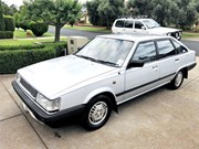 1985 Toyota Camry GLI – Today's Tempter